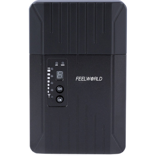 FeelWorld WHD150-RX SDI/HDMI Wireless Receiver