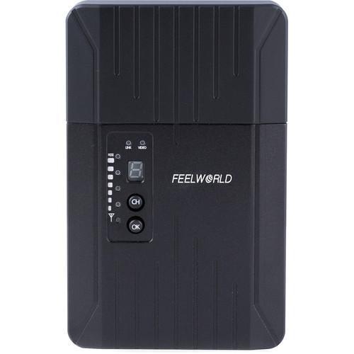 FeelWorld WHD150-RX SDI/HDMI Wireless Receiver