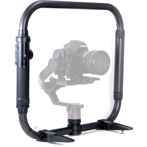 Feiyu Ring-Style Grip Handle for AK Series Gimbals (Carbon Fiber)