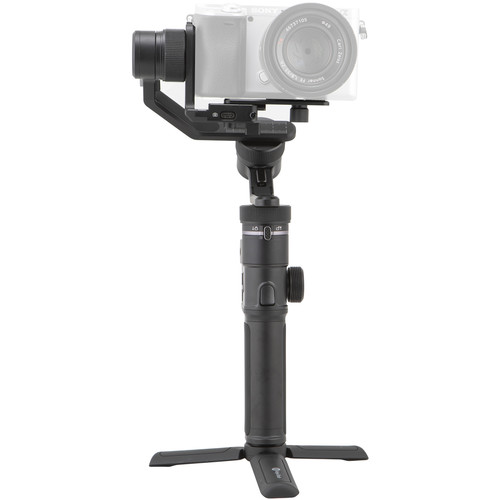 Video Action Stabilizing Handle Camera Grip Handheld Stabilizer for Camcorder FI