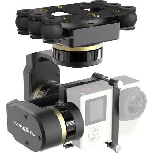 Feiyu MiNi 3D Pro 3-Axis Aircraft Gimbal for GoPro