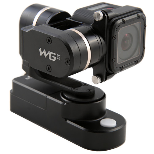 Feiyu WGS 3-Axis Wearable Gimbal for GoPro Session and Similar Action Cameras