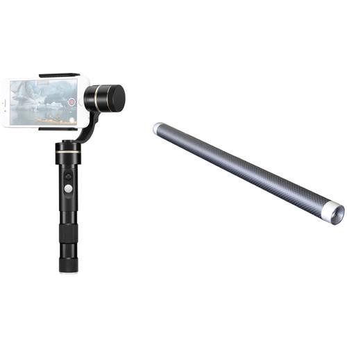 Feiyu G4 Pro Gimbal Kit with Telescoping Extension Bar
