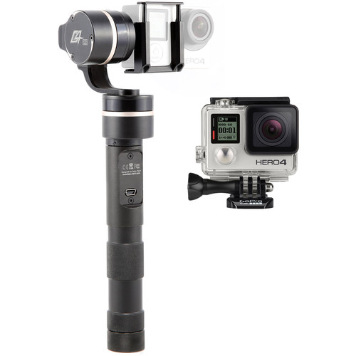 Feiyu Feiyu G4 QD 3-Axis Handheld Gimbal and GoPro HERO4 Silver Kit