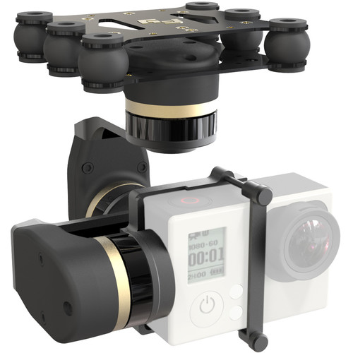 Feiyu MiNi 3D 3-Axis Aircraft Gimbal for GoPro