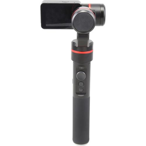 Feiyu SUMMON 3-Axis Gimbal with Built-In 4K Camera & Low CG Tripod Kit