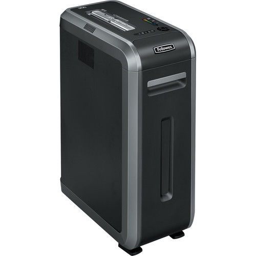 Fellowes Powershred 125Ci Jam-Proof Cross-Cut Shredder