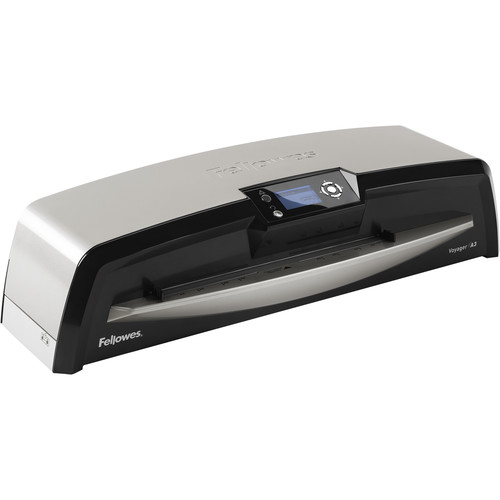 "Fellowes Voyager 125 Laminator with Pouch Starter Kit (12.5"")"