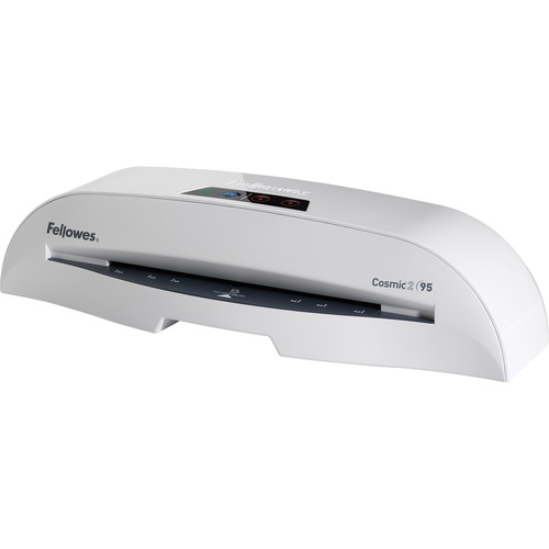 Fellowes Cosmic 2 95 Laminator with Pouch Starter Kit