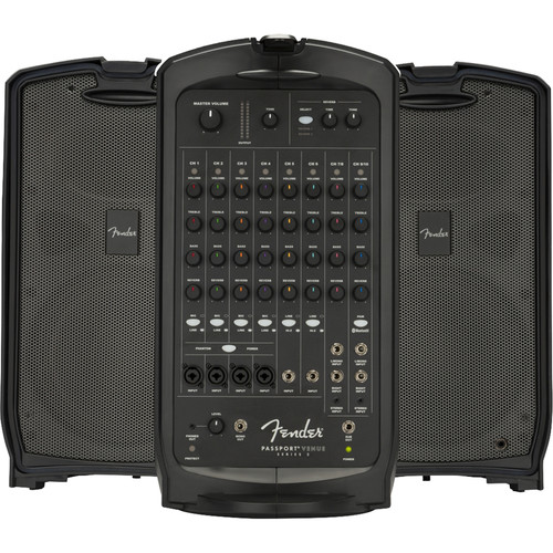 Fender Passport Venue Series 2 Portable Powered PA System (600W)
