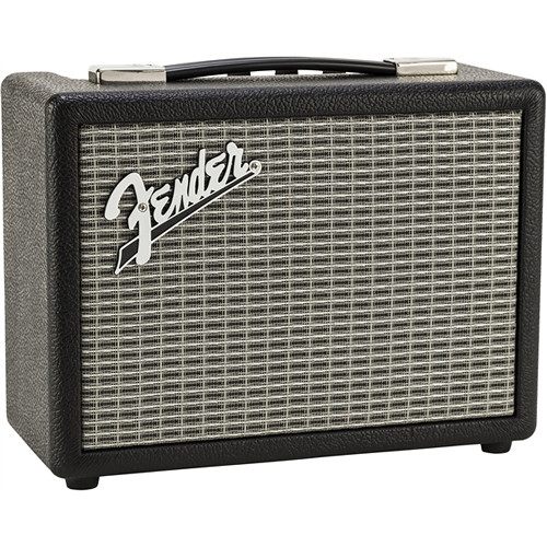 Fender Indio Portable Bluetooth Speaker (Black)
