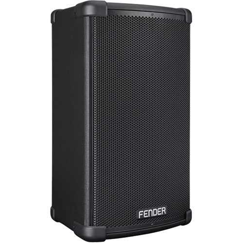 "Fender Fighter 10"" 2-Way 1100-Watt Class ""D"" Amped/Speaker PA (100-120V)(Black)"