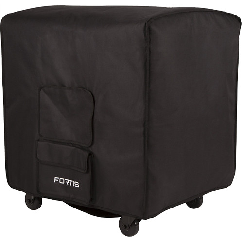 "Fender Fitted Cover for Fortis 18"" Subwoofer"
