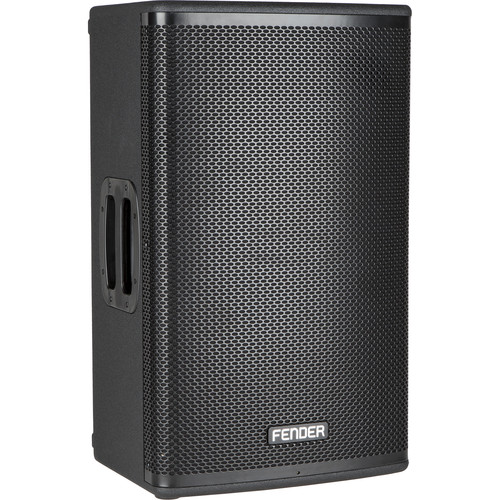 "Fender Fortis F-12BT 12"" 2-Way 1300W Powered Speaker with Bluetooth"
