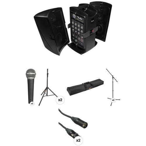 Fender Passport Conference Vocal PA System Kit