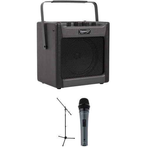 Fender Passport mini and Microphone Kit