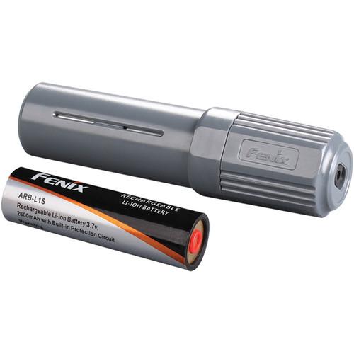 Fenix Flashlight ARB-L1S Extended Life Battery Kit for RC10 / RC15 / UC40