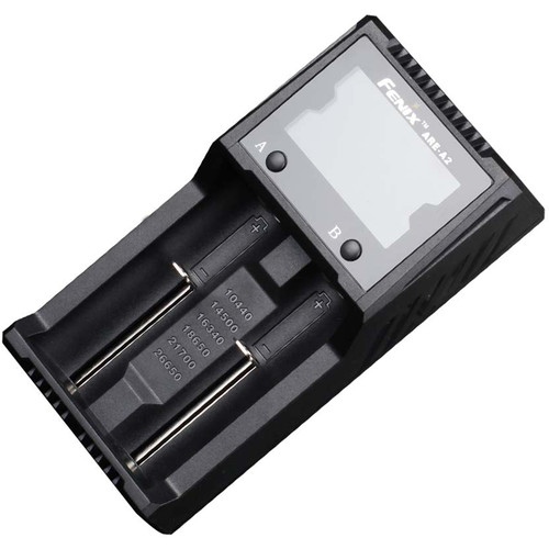 Fenix Flashlight ARE-A2 Dual-Channel Smart Charger