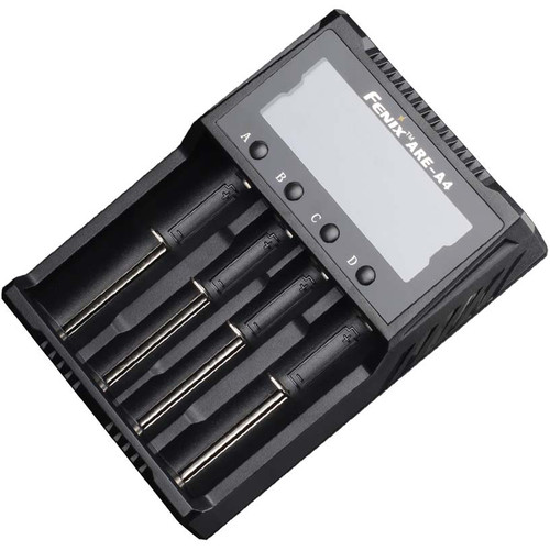Fenix Flashlight ARE-A4 Four-Channel Smart Charger