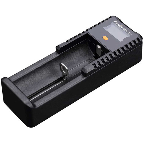 Fenix Flashlight ARE-X1+ Smart Charger for Li-Ion, NiMH, and Ni-Cd Batteries