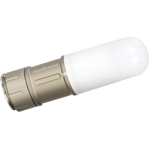 Fenix Flashlight CL09 Camping Lantern (Gray)