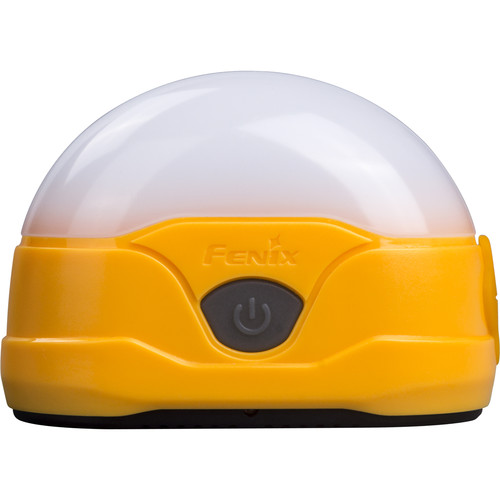 Fenix Flashlight CL20R Rechargeable Camping Lantern (Orange)