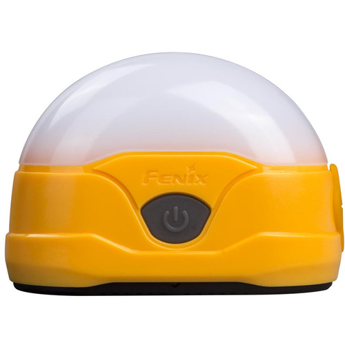 Fenix Flashlight CL20R Rechargeable Camping Lantern (Yellow)