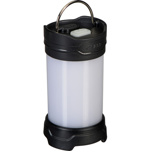 Fenix Flashlight CL25R LED Lantern (Dark Black)