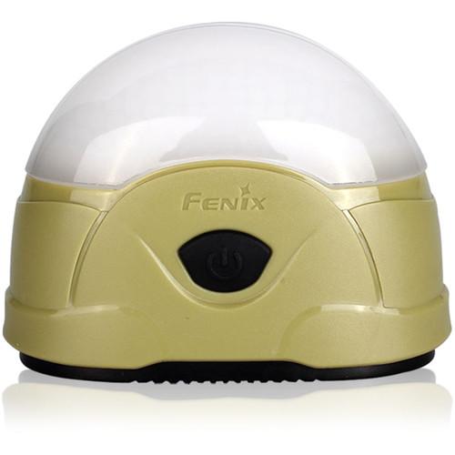 Fenix Flashlight CL20 LED Camping Lantern (Olive)