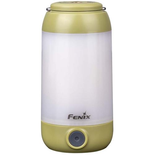 Fenix Flashlight CL26R Rechargeable Lantern (Green)
