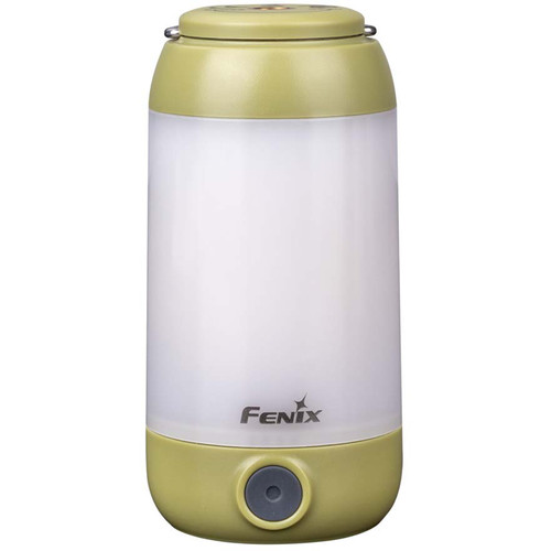Fenix Flashlight CL26R Rechargeable Lantern (Green)