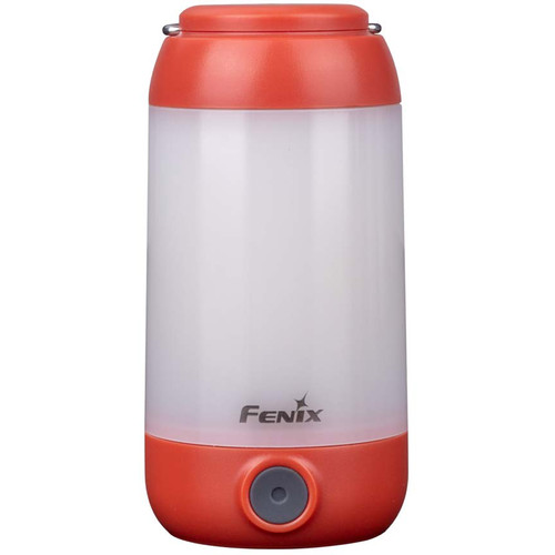 Fenix Flashlight CL26R Rechargeable Lantern (Red)