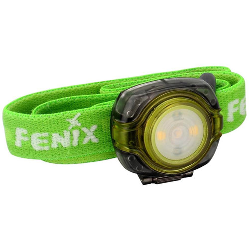 Fenix Flashlight HL05 LED Headlamp (Green)