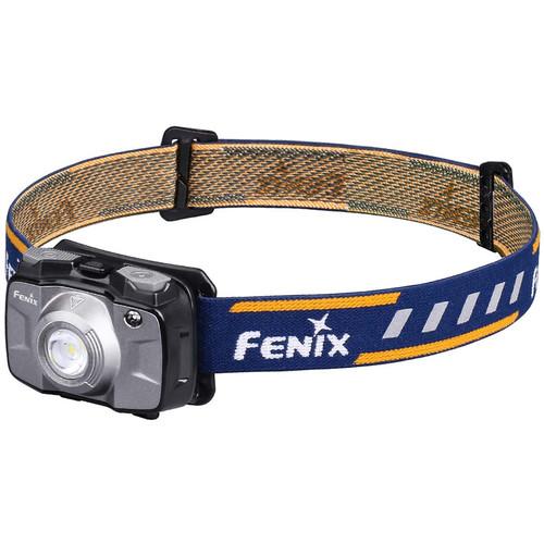 Fenix Flashlight HL30 LED Headlamp (Gray/Orange)