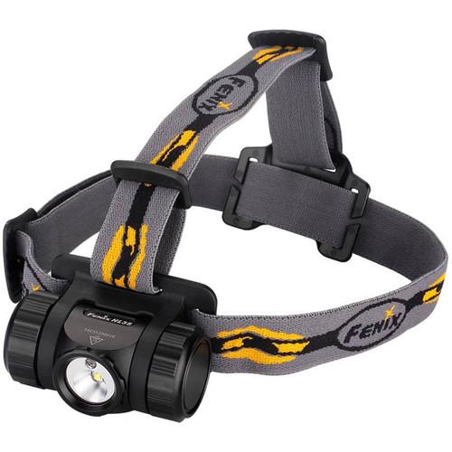Fenix Flashlight HL35 LED Headlamp (Black)