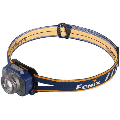 Fenix Flashlight HL40 Rechargeable Headlamp (Blue)