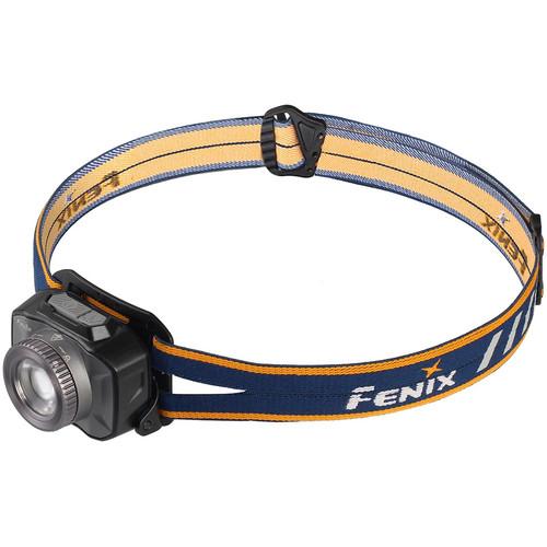 Fenix Flashlight HL40 Rechargeable Headlamp (Gray)