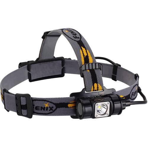 Fenix Flashlight HP12 LED Headlamp