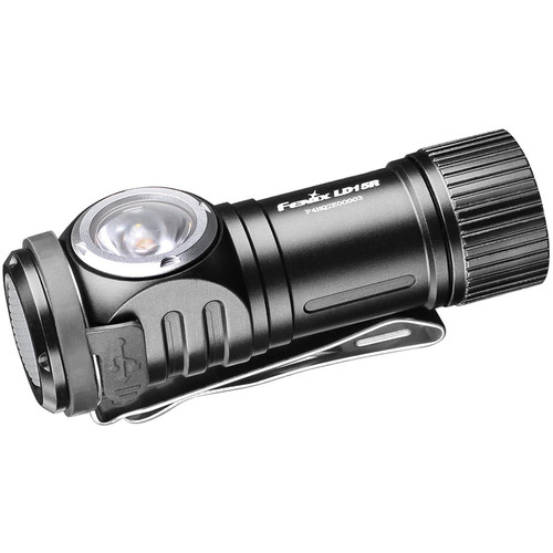 Fenix Flashlight LD15R Rechargeable Right-Angle LED Flashlight