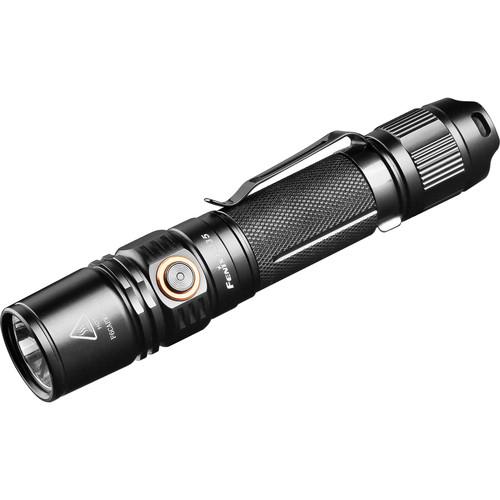 Fenix Flashlight PD35 Version 2.0 LED Flashlight (Black)