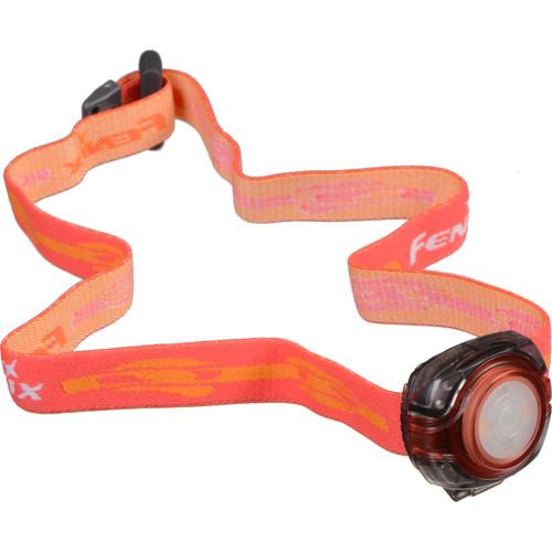 Fenix Flashlight HL05 LED Headlight (Red)