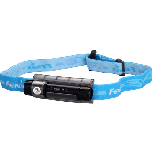 Fenix Flashlight HL10 Headlamp (Black)