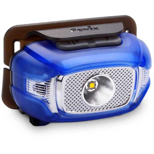 Fenix Flashlight HL15 LED Headlamp (Blue)