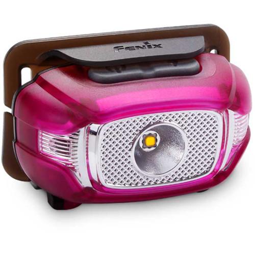 Fenix Flashlight HL15 LED Headlamp (Purple)