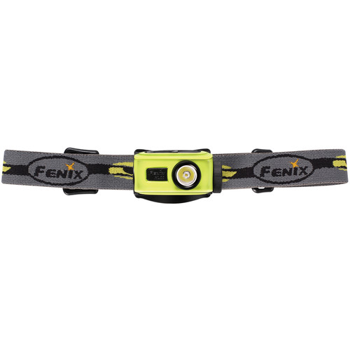Fenix Flashlight HL22 LED Headlamp (Green)