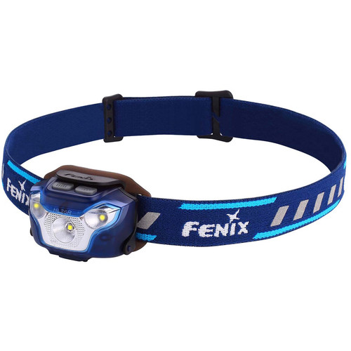 Fenix Flashlight HL26R Rechargeable Headlamp (Blue)