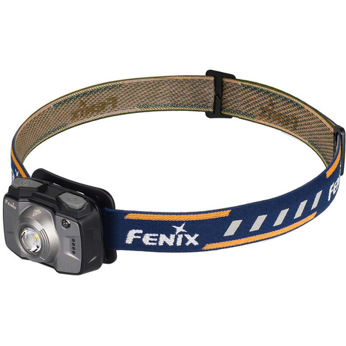 Fenix Flashlight HL32R Rechargeable Headlamp (Gray)