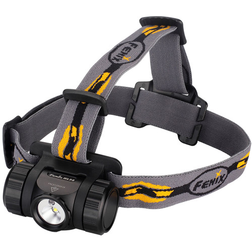 Fenix Flashlight HL35 Headlamp with Battery