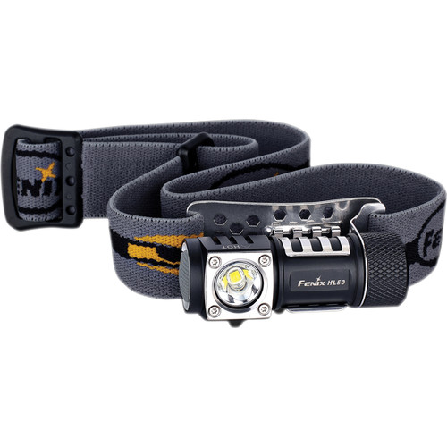 Fenix Flashlight HL50 LED Headlamp