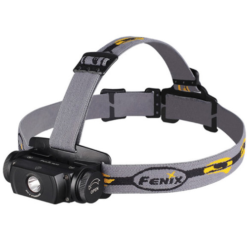 Fenix Flashlight HL55 LED Headlight (Black)